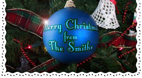 photoshop     custom christmas card