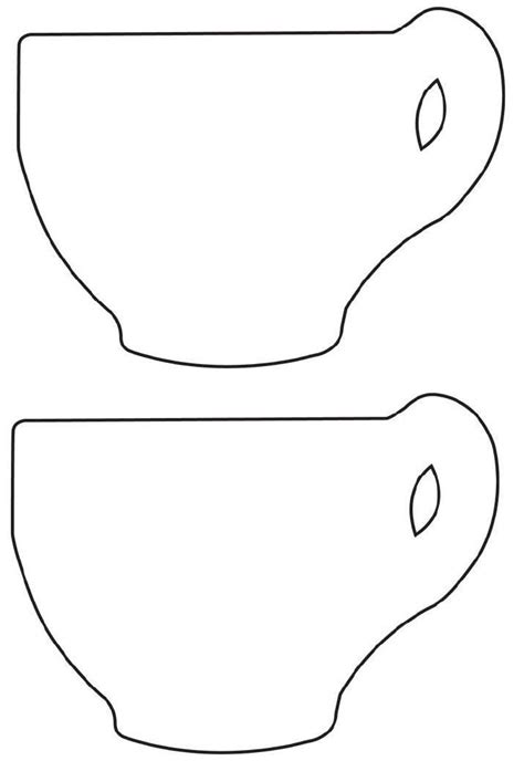 tea cup template 25 best ideas about paper tea cups on 3d paper crafts tea cupcakes and