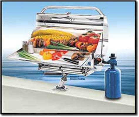 Boat Grill For Rod Holder by Magma Products A10 918l Newport Gourmet