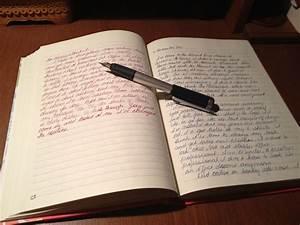 Writing a book journal
