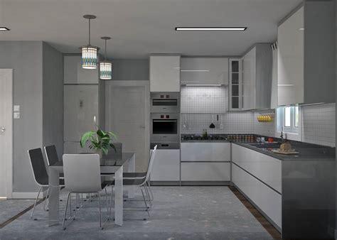 cuisine equipee algerie villa contemporaine 110 m2 plain pied modèle saphir salon de provence 13300 bdr azur