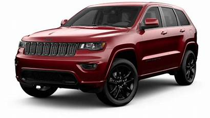 Jeep Cherokee Grand Altitude Upland Trim Differences