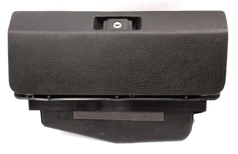 glove box glovebox compartment   vw jetta golf gti mk black