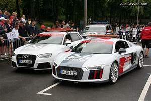 Audi Occasion Le Mans : parade des pilotes des 24 heures du mans 2015 ~ Gottalentnigeria.com Avis de Voitures