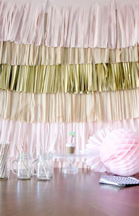 wedding backdrop fringe curtain photography background