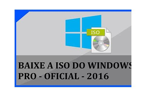 servidor do windows 2016 baixar gratis