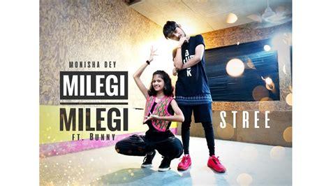 Milegi Milegi// Stree// Mika Singh// Sachin-jigar