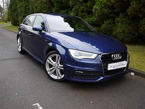 Audi A3 S Line For Sale : used scuba blue metallic audi a3 for sale surrey ~ Jslefanu.com Haus und Dekorationen