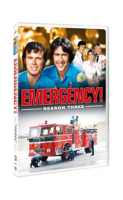 Emergency Season Three Dvd