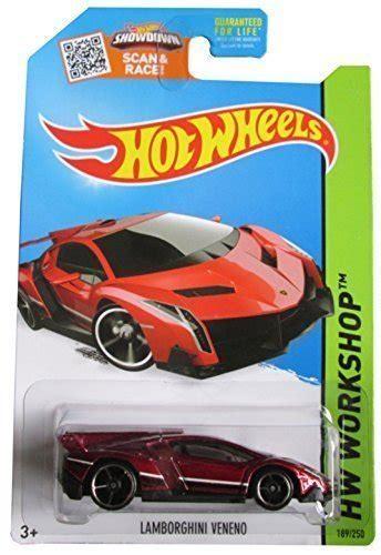 hot wheels  hw workshop lamborghini veneno