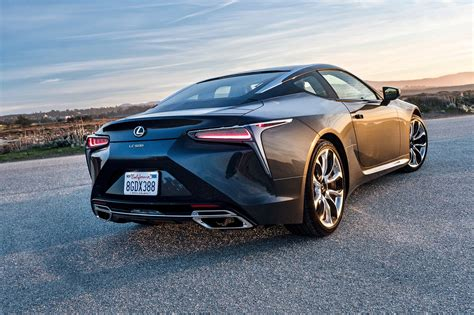 Lexus LC500: Seven Things that Make It Special ...