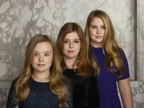 portretfotos van de prinses van oranje foto en video