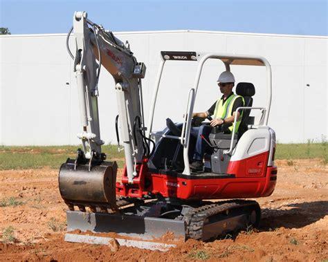 takeuchi tb  hydraulic excavator