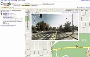 Street View Google Map : street view google maps earth vous met la rue ~ Medecine-chirurgie-esthetiques.com Avis de Voitures