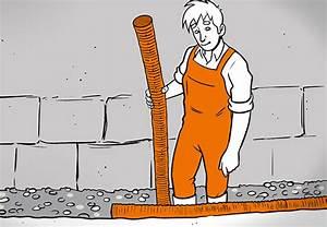 Drainagerohr Richtig Verlegen : drainage verlegen in 4 schritten obi ratgeber ~ Lizthompson.info Haus und Dekorationen