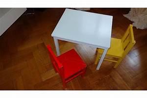Kindertisch Und Stühle Ikea : kindertisch neu und gebraucht kaufen bei ~ Michelbontemps.com Haus und Dekorationen
