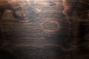 Dark Dramatic Brown Wood Texture Background - PhotoHDX