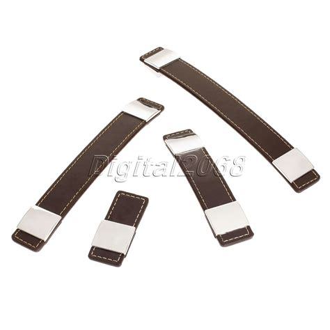 single hole cabinet pulls brown handle single hole leather door handles cabinet