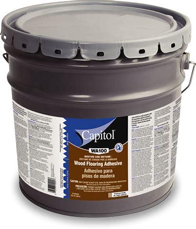 wood flooring urethane adhesive wa100 premium moisture cure urethane wood flooring adhesive