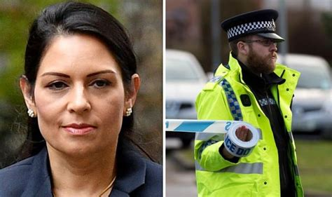 Brexit news: Priti Patel bans EU criminals who served year ...