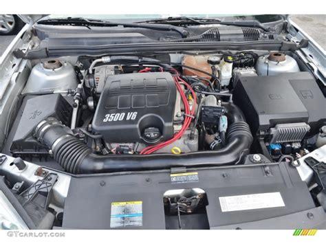 2005 Chevrolet Malibu Maxx Ls Wagon 35 Liter Ohv 12valve