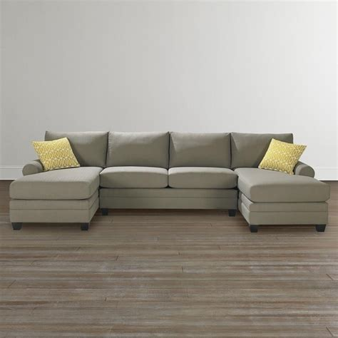 double chaise sectional sofa aubrey double chaise sectional sofa design image 18