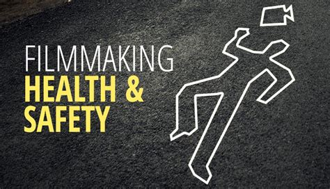 Light Deprivation by Filmmaking Health Amp Safety A Practical Guide