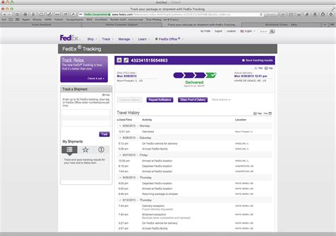 Fedex Background Check Track Your Package Or Shipment With Fedex Tracking