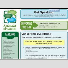 Speaking Activities For Advanced English Students Youtube