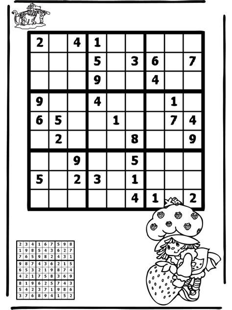 sudoku maedchen puzzle