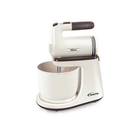 stand mixer electric singapore mixers hand powerpac kitchen bowl