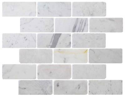 beige floor tiles antique carrara tumbled marble 1570