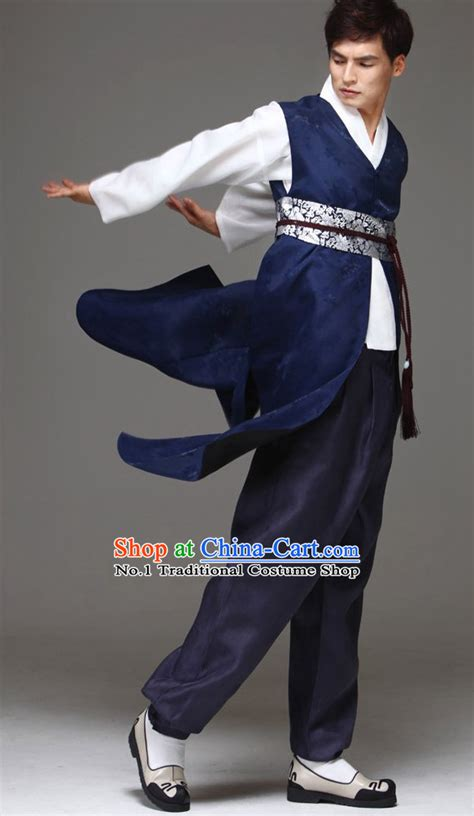 Korean Hanbok Traditional Korea Clothing Wedding Dress Birthday Children Ceremonial Garment