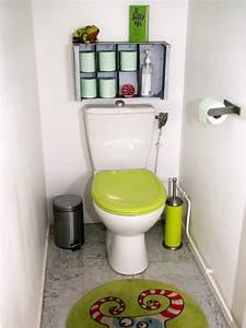 Rangement Papier Wc : un rangement malin r cup 39 pour vos wc les ateliers de ~ Teatrodelosmanantiales.com Idées de Décoration