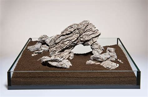 Aquascaping Materials by Mini Landscape Rock Seiryu Per Kg Aquarium Gardens