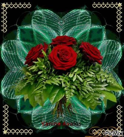 Roses Gifs Rose Picmix Flores Encontradas Hermosos