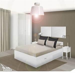 Idees Deco Chambre : photos decoration chambres ~ Melissatoandfro.com Idées de Décoration