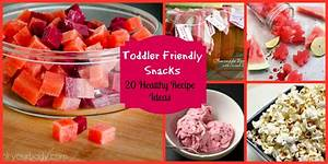 Healthy Snacks for Kids: 20 toddler friendly ideas | Coco ...