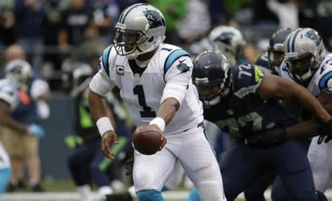 seattle seahawks  carolina panthers