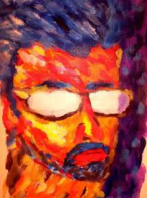 Famous Abstract Expressionism Self-Portraits