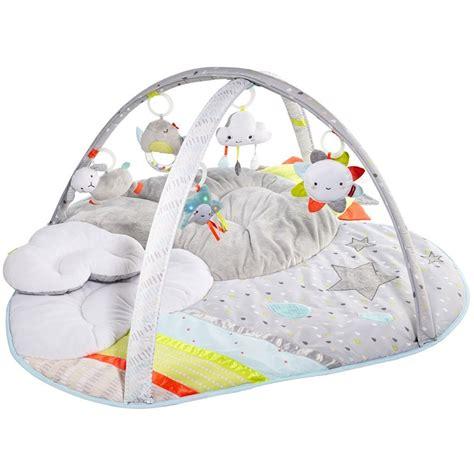 pouf pour chambre tapis d 39 éveil nuage de skip hop moins cher chez babylux