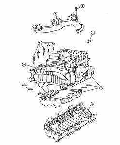 Dodge Durango Manifold Package  Intake