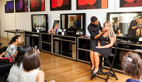 makeup school becoming a pro make up artist two hints l 39 angolo