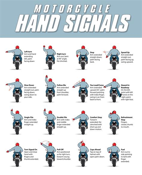 5 Things To Keep In Mind When Motorcycle Group Riding