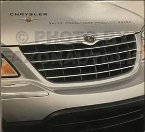 2004 Chrysler Pt Cruiser Repair Shop Manual Original