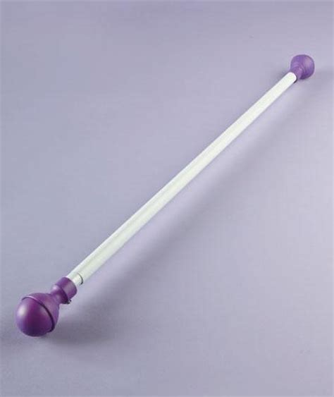 new metal window curtain rods purple pink or lime green