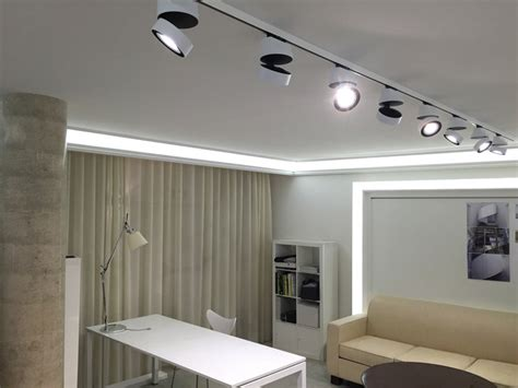 luminaire bureau nanolight global lighting light design pour le showroom