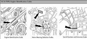Need Help Finding Engine Number - Jaguar Forums