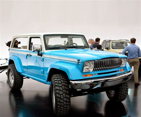 2017 Jeep Grand Wagoneer release date, redesign and interior