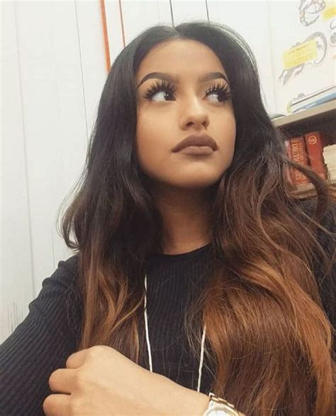 Brown And Weave Hairstyles by Best 25 Ombre Weave Ideas On Ombre